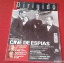 Cine: REVISTA DE CINE MAGAZINE DIRIGIDO POR Nº 369 JUL AGO 2007 CINE DE ESPÍAS, TARANTINO...VER FOTO/S . Lote 128730087