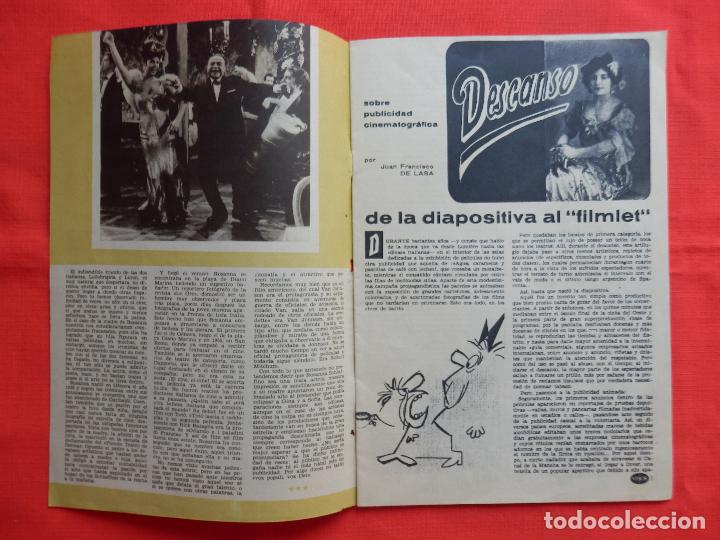 Cine: revista visor del espectaculo y de la aficion, rosanna schiaffino, 1963,20 páginas - Foto 2 - 128771351
