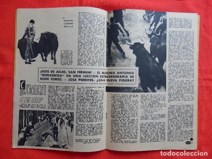 Cine: revista visor del espectaculo y de la aficion, rosanna schiaffino, 1963,20 páginas - Foto 4 - 128771351