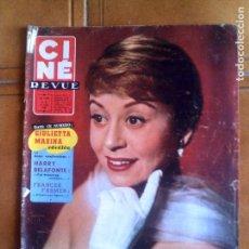 Cine: REVISTA CINE REVUE N,34 AÑO 1958 . Lote 128774427