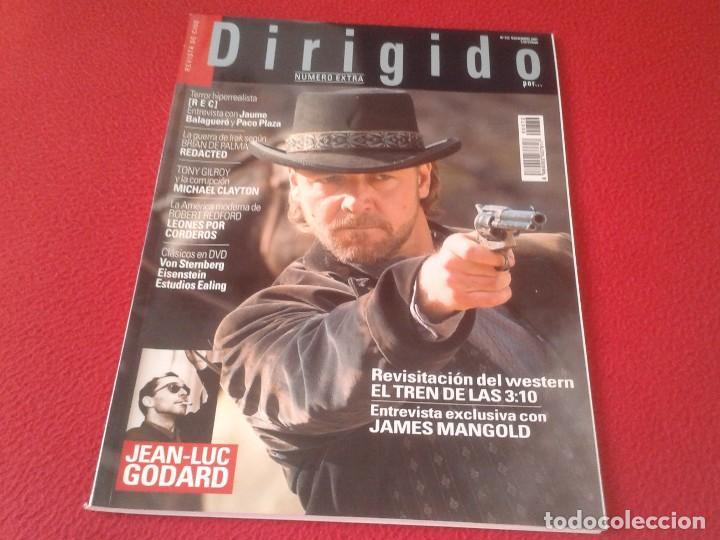 REVISTA DE CINE MAGAZINE DIRIGIDO POR Nº 372 NOV. 2007 REC, BRIAN DE PALMA, JEAN-LUC GODARD... ETC (Cine - Revistas - Dirigido por)