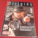 Cine: REVISTA DE CINE MAGAZINE DIRIGIDO POR Nº 372 NOV. 2007 REC, BRIAN DE PALMA, JEAN-LUC GODARD... ETC . Lote 128802003