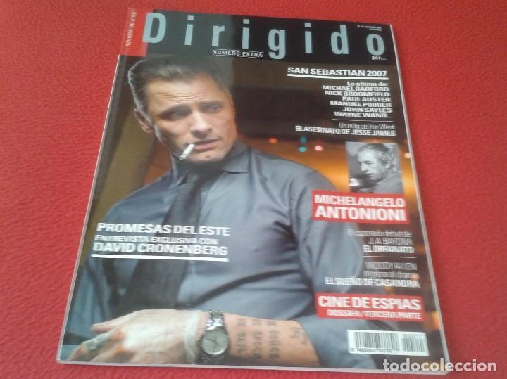 REVISTA DE CINE MAGAZINE DIRIGIDO POR Nº 371 OCT. 2007 SAN SEBASTIAN, ANTONIONI, ESPÍAS .....ETC VER (Cine - Revistas - Dirigido por)