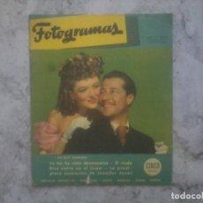 Cine: FOTOGRAMAS. FACSIMIL DEL NÚMERO 1 (1946). Lote 128868027