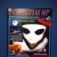 Cine: CINEGUIAS Nº 4 ALIENIGENAS EN LA TIERRA 2 : LA INVASIÓN CONTINÚA ... ( GUIA CINE UFOLOGICO 2000-2007. Lote 182652618