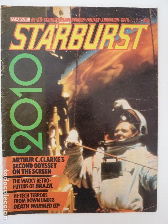 STARBURST. Nº 7. AÑO 1985 (Cine - Revistas - Otros)