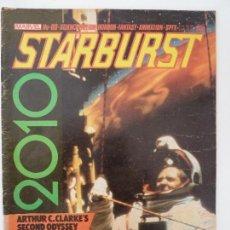 Cine: STARBURST. Nº 7. AÑO 1985. Lote 129732979