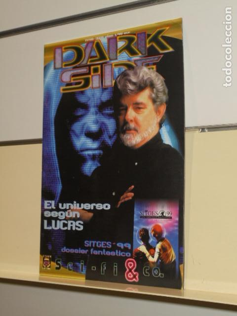 REVISTA DARK SIDE Nº 18 - STORM EDITIONS - (Cine - Revistas - Dark side)