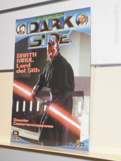 REVISTA DARK SIDE Nº 14 - STORM EDITIONS - (Cine - Revistas - Dark side)