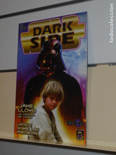 REVISTA DARK SIDE Nº 9 OCTUBRE 98 - STORM EDITIONS - (Cine - Revistas - Dark side)