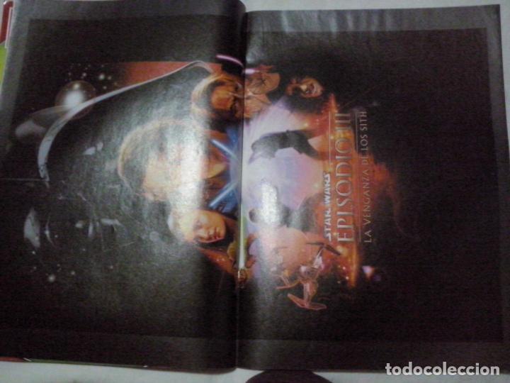Cine: TEBEOS Y COMICS:COLECCIONABLE REVISTA CINEMANIA STAR WARS. EPISODIO III. JUNIO 2005. ESPECIAL (ABLN) - Foto 2 - 130531990
