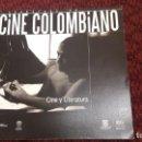 Cine: CUADERNOS DE CINE COLOMBIANO: CINE Y LITERATURA / LOS RÍOS Y EL CINE. Lote 130548766