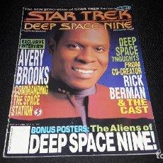 Cine: REVISTA STAR TREK DEEP SPACE NINE Nº 2 MAYO 1993 ED. INGLESA. Lote 130600686