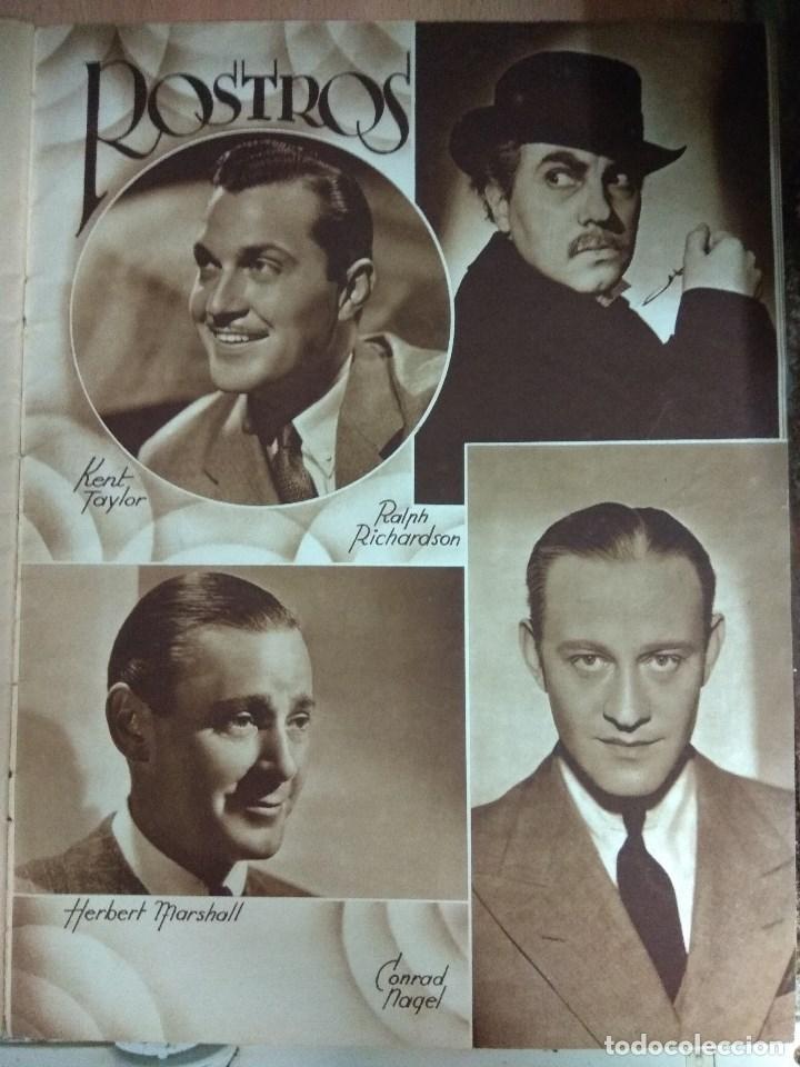 Cine: Revista CINEGRAMAS nº 53 del 15/05/1935 . En portada Miriam Hopkins - Foto 2 - 130806804