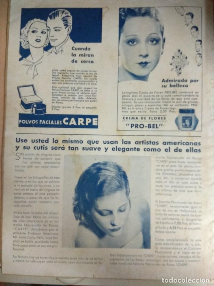 Cine: Revista CINEGRAMAS nº 53 del 15/05/1935 . En portada Miriam Hopkins - Foto 3 - 130806804
