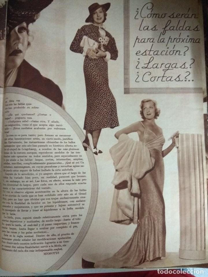 Cine: Revista CINEGRAMAS nº 49 del 18/08/1935 . En portada Margaret Sultavan - Foto 8 - 130807376