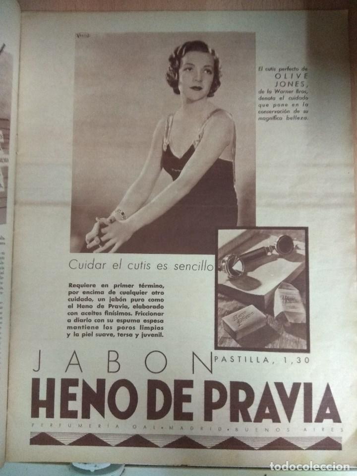 Cine: Revista CINEGRAMAS nº 27 del 17/03/1935 . En portada Anna May Wong - Foto 2 - 130807740
