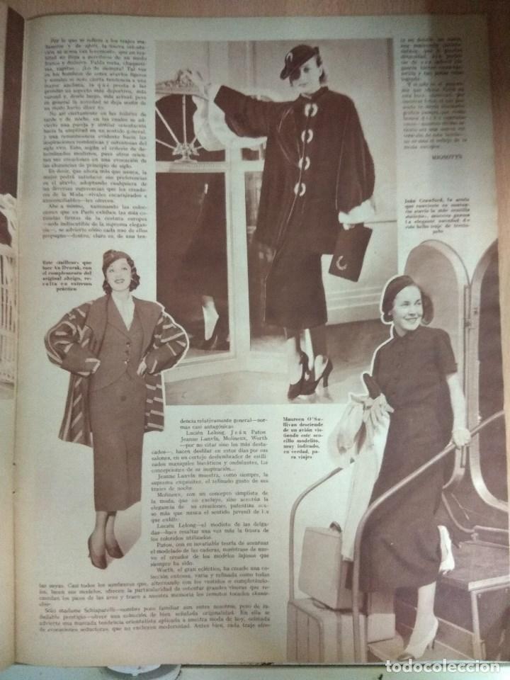 Cine: Revista CINEGRAMAS nº 27 del 17/03/1935 . En portada Anna May Wong - Foto 6 - 130807740