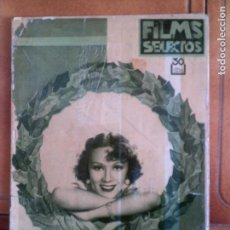 Cine: REVISTA FILMS SELECTOS N,218 DEL AÑO 1934. Lote 131167868