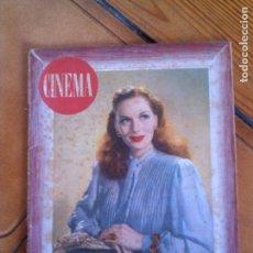 Cine: REVISTA CINEMA N,EXTRA ,37 Y 38 . Lote 131168388