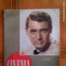 Cinema: REVISTA CINEMA N, 43 PORTADA GARY GRANT. Lote 131215640