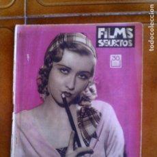 Cine: REVISTA FILMS SELECTOS N, 137 DE 1933. Lote 131221480