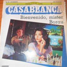 Cine: CASABLANCA PAPELES DE CINE Nº 46 1984- LOS CAZAFANTASMAS- DUNE- LA HISTORIA INTERMINABLE- DARIO ARGE. Lote 131321354