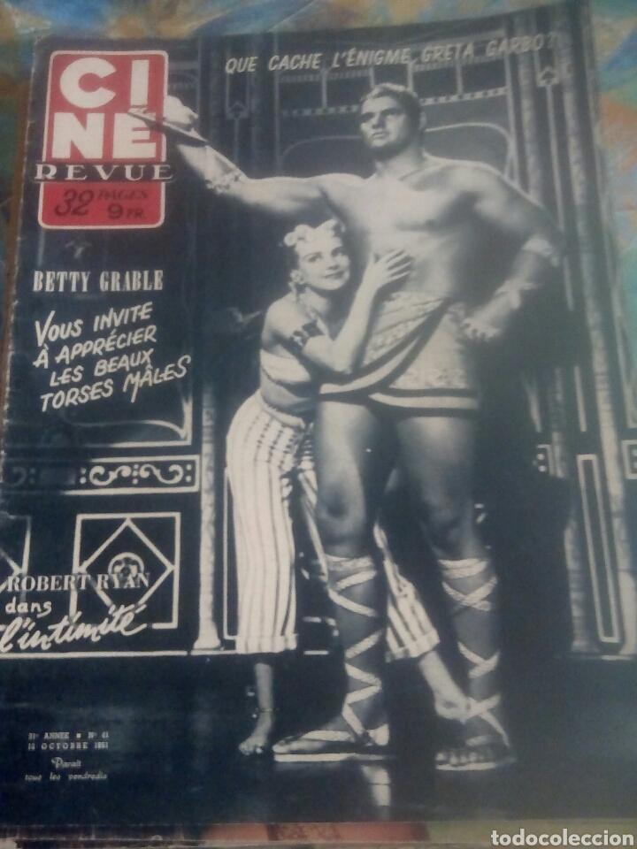 CINE REVUE 1951 (Cine - Revistas - Otros)