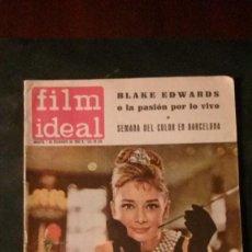 Cine: FILM IDEAL-1963-AUDREY HEPBURN-MARILYN MONROE. Lote 132091774