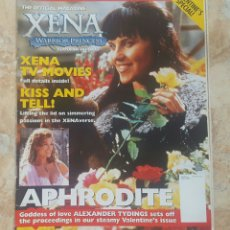 Cine: THE OFFICIAL MAGAZINE XENA WARRIOR PRINCESS N°17 - ABRIL 2001. Lote 132226399