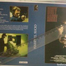 Cine: RECORTE PRENSA CINE HARRY EL SUCIO.CLINT EASTWOOD.PARA CARATULA. Lote 132340578