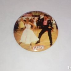 Cine: GREASE CHAPA GRANDE ANTIGUA TRAVOLTA OLIVIA NEWTON. Lote 132415718