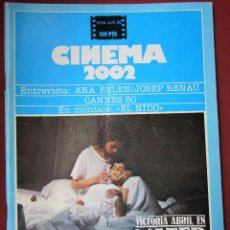 Cine: CINEMA 2002 NÚMERO 64. Lote 132658866