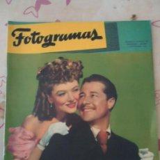 Cine: REVISTA. FOTOGRAMAS EDICIÓN 50 ANIVERSARIO. 15/11/1946. FECHA DE LA 1º REVISTA. VER FOTOS.. Lote 133052614