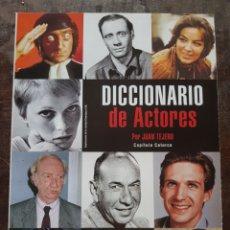 Cine: DICCIONARIO DE ACTORES. CAPITULO 14. JUAN TEJERO. RARO. Lote 133363222