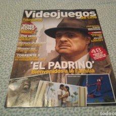 Cine: SUPLEMENTO FOTOGRAMAS , VIDEO JUEGOS DE CINE , EL PADRINO. Lote 133409750