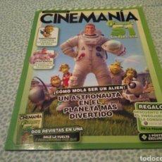 Cine: CINEMANIA NUMERO ESPECIAL, PLANET 51 LA REVISTA. Lote 133410499