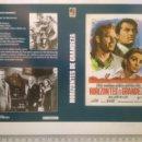 Cine: CARATULA PARA RECORTAR PELICULA HORIZONTES DE GRANDEZA. Lote 133443173