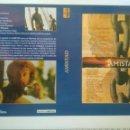 Cine: CARATULA PARA RECORTAR PELICULA AMISTAD Y INTELIGENCIA ARTIFICIAL. Lote 133444862