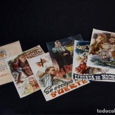Cine: PROCINES, X ANIVERSARIO. CARTELERA TEMPORADA 1950-51. Lote 133537422