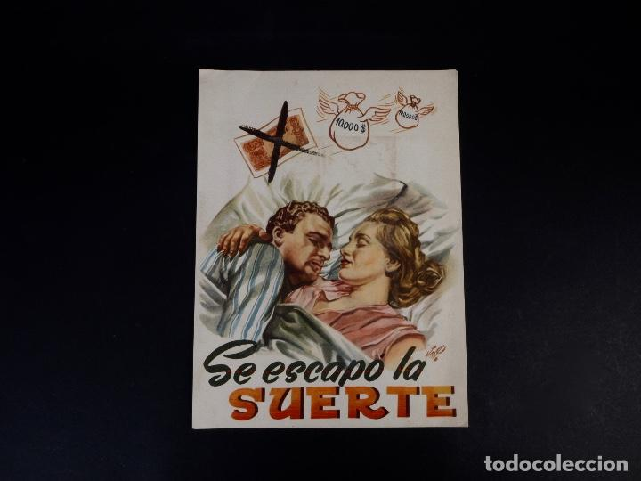 Cine: PROCINES, X ANIVERSARIO. CARTELERA TEMPORADA 1950-51 - Foto 10 - 133537422