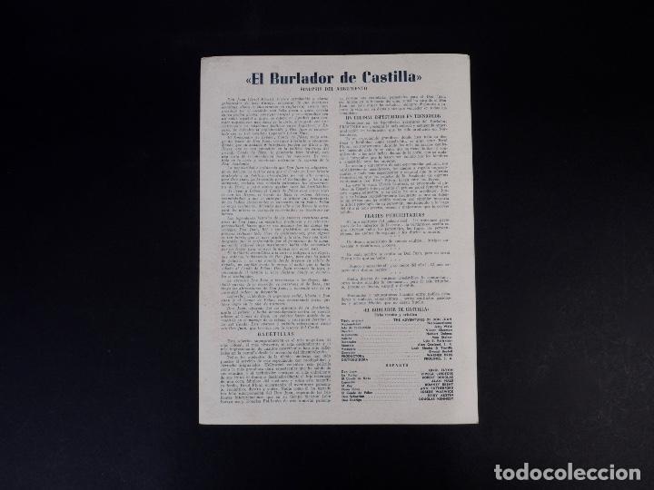 Cine: PROCINES, X ANIVERSARIO. CARTELERA TEMPORADA 1950-51 - Foto 11 - 133537422