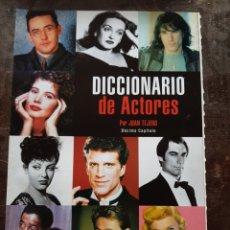 Cine: DICCIONARIO DE ACTORES. CAPITULO 10. JUAN TEJERO. RARO. Lote 133789109