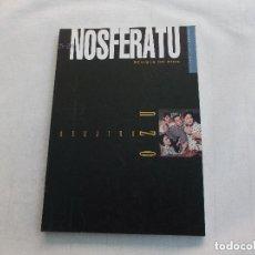 Cinema: NOSFERATU Nº 25-26: YASUJIRO OZU. REVISTA DE CINE. DICIEMBRE 1997. Lote 134015814