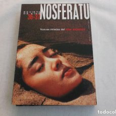 Cine: NOSFERATU Nº 36-37: NUEVAS MIRADAS DEL CINE ASIATICO. REVISTA DE CINE. AGOSTO 2001. Lote 134016870