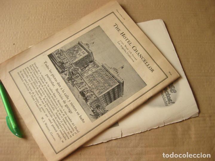 Cine: Revista Cinelandia y Films. Mayo de 1928. - Foto 2 - 134084646