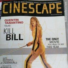 Cine: MAGAZINE: CINESCAPE, NUMERO 9 SEPTIEMBRE 2003. Lote 134123414