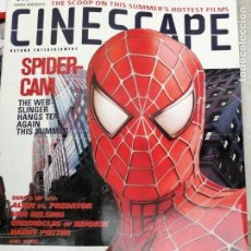 Cine: MAGAZINE: CINESCAPE, NUMERO 6 JUNIO 2004. Lote 134123478