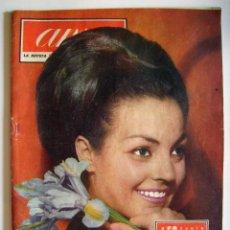 Cine: CARMEN SEVILLA, REVISTA AMA. AÑO 1962.. Lote 134129242