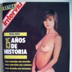 Cine: MARISOL, SARA MONTIEL, ROCÍO DURCAL, BRIGITTE BARDOT, MADONNA, ANA BELEN. REVISTA INTERVIU AÑO 1991.. Lote 134131834